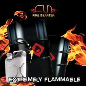 Image for 'Fire Starter'