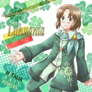 Image for 'Lithuania (CV: Ken Takeuchi)'