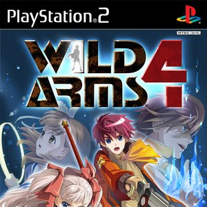 Image for 'Wild Arms 4'