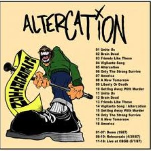 Image for 'Altercation'