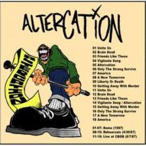 Imagen de 'Altercation'