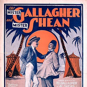 Image for 'Ed Gallagher and Al Shean'