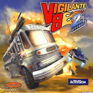 Image for 'Vigilante 8 - 2nd Offense'