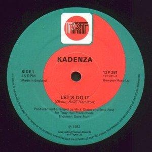 Image for 'Kadenza'