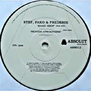 Image for 'Stef, Pako & Frederik'