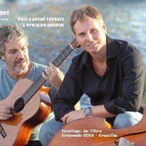 Image for 'Oswaldo Amorim e Paulo André Tavares'