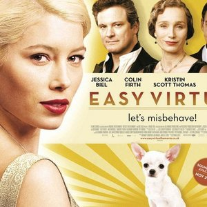 Image for 'Jessica Biel, Andy Caine, Colin Firth, Ben Barnes, The Easy Virtue Orchestra'