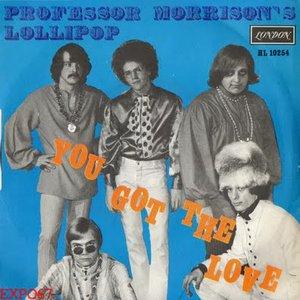 Image for 'Professor Morrison's Lollipop'