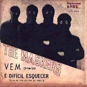 Image for 'The Maskers'