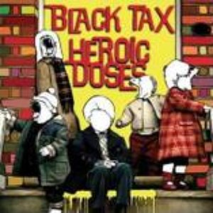 Image for 'Black Tax'