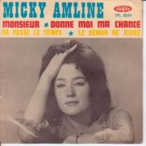 Image for 'Micky Amline'