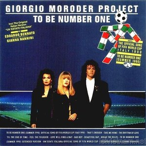 Image for 'Giorgio Moroder Project'
