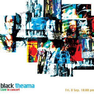 Image for 'Black Theama'