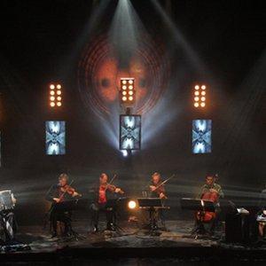 Bild för 'Kronos Quartet, Kimmo Pohjonen & Samuli Kosminen'