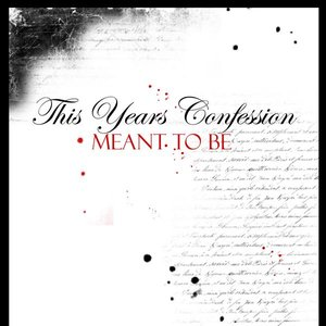 Image for 'This Years Confession'