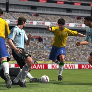 Image for 'Pro Evolution Soccer 2009'