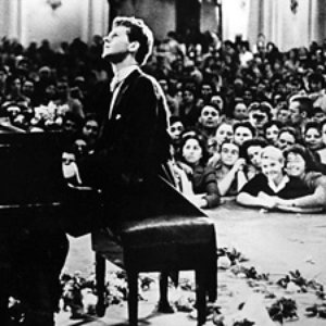 Image for 'Van Cliburn, Piano; Fritz Reiner, Conductor; Chicago Symphony Orchestra'