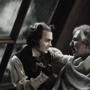 Image for 'Johnny Depp and Alan Rickman'