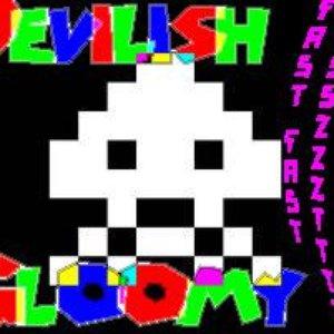 Bild für 'Devilish gloomy'