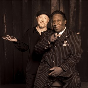 Image for 'Mud Morganfield & Kim Wilson'