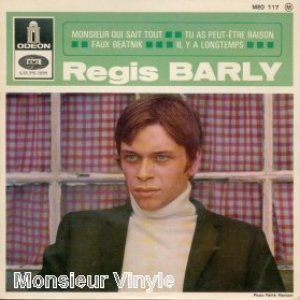 Image for 'Régis Barly'