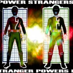Image for 'Power Strangers'