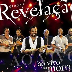 Bild für 'Revelação_AoVivo No Morro_Audio do DVD'