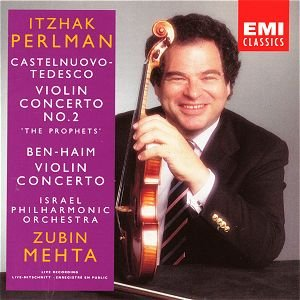 Image for 'Itzhak Perlman; Zubin Mehta: Israel Philharmonic Orchestra'