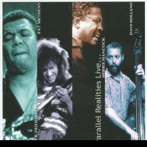 Immagine per 'Pat Metheny, Jack DeJohnette, Herbie Hancock & David Holland'