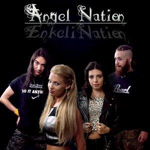Image for 'Angel Nation'