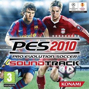 Image for 'Pro Evolution Soccer 2010'