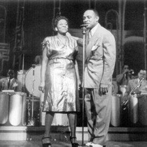 Image for 'Lionel Hampton & Dinah Washington'