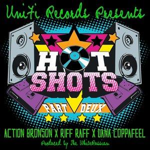 Imagem de 'Action Bronson, Riff Raff Sodmg & Dana Coppafeel'