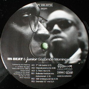 Image for 'M-beat Feat. Junior Giscombe'