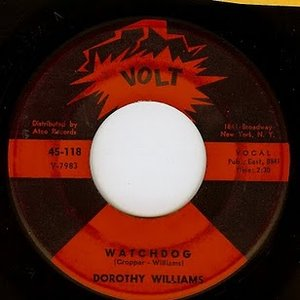 Image pour 'Dorothy Williams'