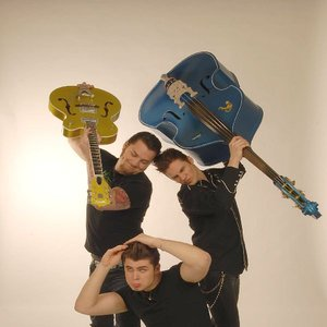 Image for 'John Lindberg Trio'