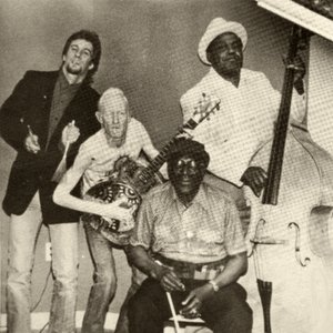 Image for 'Sonny Terry with Johnny Winter & Willie Dixon'