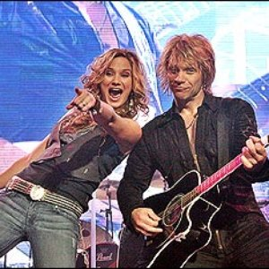 Image for 'Bon Jovi and Jennifer Nettles'
