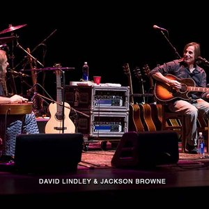 Image for 'David Lindley/Jackson Browne'