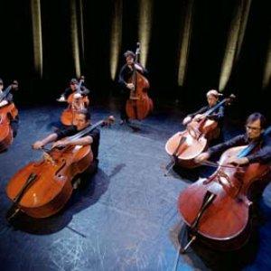 Image for 'L'Orchestre de Contrebasses'