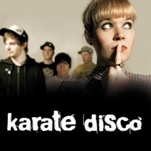 Image for 'Karate Disco'