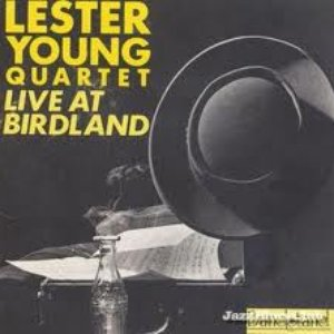 Image for 'Lester Young Quartet'