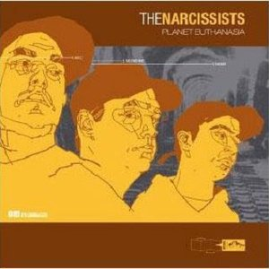 Image for 'The Narcissists'