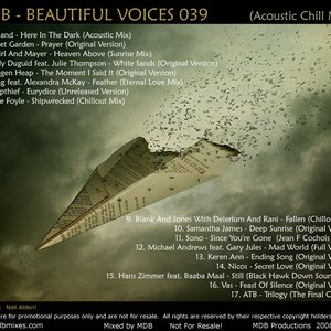 Image for 'Beautiful Voices 039'
