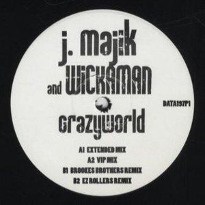 Image for 'J Majik & Wickaman Feat. Kathy Brown'