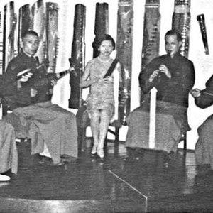 Image for 'Professor Liang Tsai-Ping and His Group'