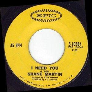 Image for 'Shane Martin'