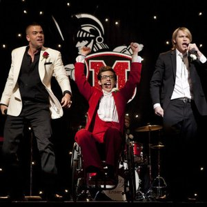 Image pour 'Kevin McHale, Chord Overstreet, Mark Salling'