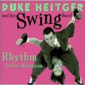 Image for 'Duke Heitger and His Swing Band'