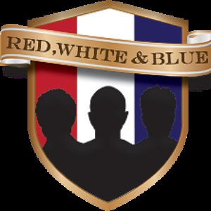 Image for 'Red White & Blue'